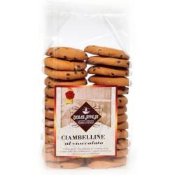 Ciambelline al Cioccolato - 400 gr - Dolci Aveja