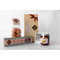 Gift Pack Divino - Classic Nougat from L'Aquila 200g,...