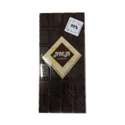 Tavoletta di Cioccolato Fondente Puro 99% - 90 gr - Dolci...