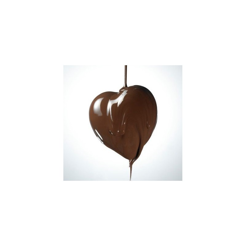 Cuore Cioccolato Fondente - 200 gr - Dolci Aveja