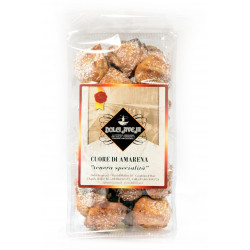 Cuore Di Amarena - Biscotti...