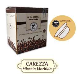 100 Capsule comp. Lavazza a Modo Mio - Carezza, Miscela...