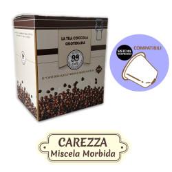 100 Capsule compatibili Nespresso - Carezza, Miscela...