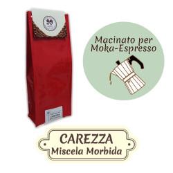Caffè Macinato - Miscela Carezza - 500 g - 99 Caffè® di...