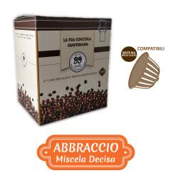 50 Capsule compatibili Dolce Gusto - Abbraccio, Miscela...