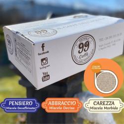 36 Cialde ESE 44mm - Kit Degustazione - 99 Caffè