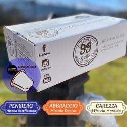 30 Capsule compatibili Nespresso - Kit Degustazione - 99...
