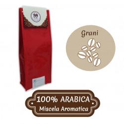 Caffè in Grani - Miscela 100% Arabica - 1000 g - 99 Caffè