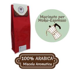 Caffè Macinato - Miscela 100% Arabica - 500 g - 99 Caffè