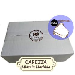 30 Capsule compatibili Nespresso - Carezza, Miscela...