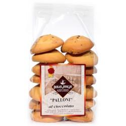 Palloni al Cioccolato - 400 gr - Dolci Aveja