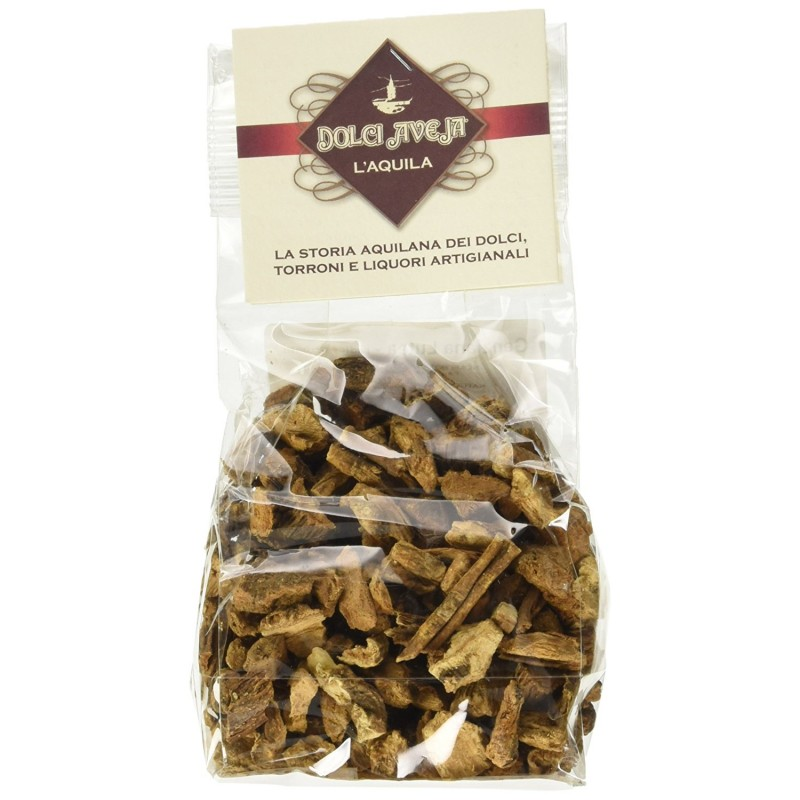 Dolci Aveja - Gentiane cubes Racines 100 gr
