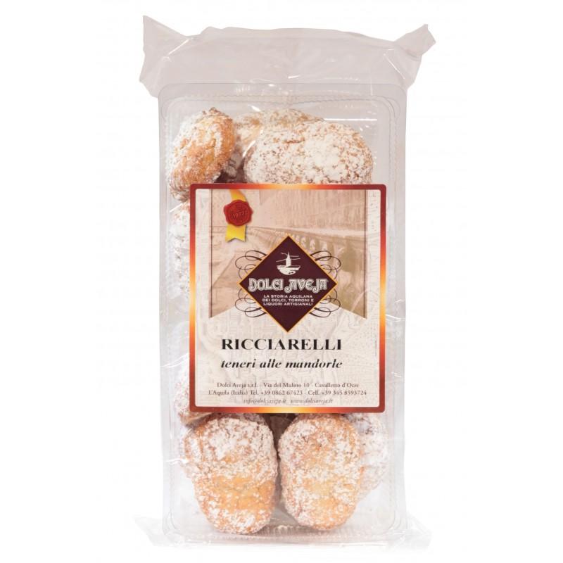 Dolci Aveja - Biscuits Ricciarelli Au Amandes 350 gr
