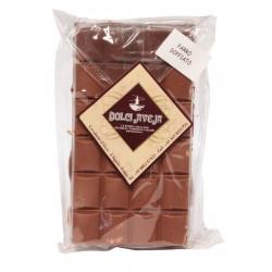 Tavoletta di Cioccolato al Latte con Farro Soffiato - 90 gr - Dolci Aveja