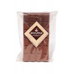 Tavoletta di Cioccolato al Latte con Nocciole  Italiane - 90 gr - Dolci Aveja