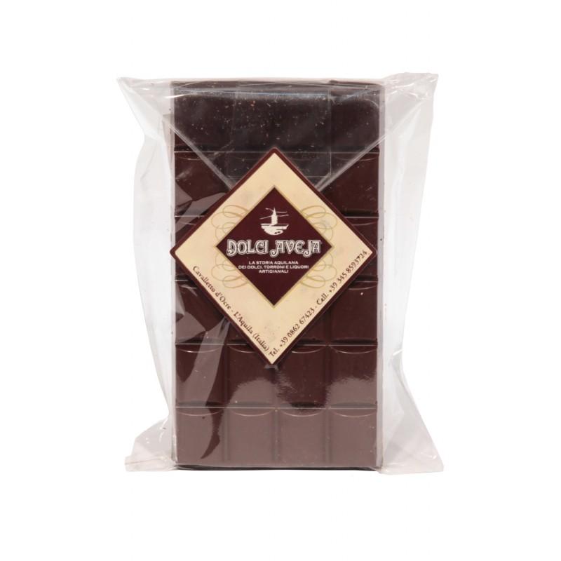 Dolci Aveja - Chocolat noir Tablette 90 gr