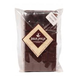 Tavoletta di Cioccolato Fondente con Nocciole  Italiane - 90 gr - Dolci Aveja