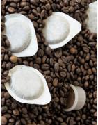 Kaffeepads und Kaffeekapseln